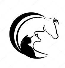 Immagini Tatuaggio Cane E Gatto Insieme Cane E Gatto Cavallo