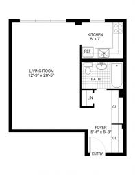 Small One Bedroom Apartment Floor Plans Tiny One Bedroom Apartment Floor Plans Duashadicom
