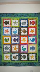 125 best BEACH QUILTS images on Pinterest | Beach quilt, Ocean ... & Beach quilt - Cute! Adamdwight.com