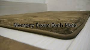 comfort memory foam large bath rugs for exciting bathroom floor decor