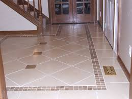 Kitchen Tile Floor Designs Decoration Floor