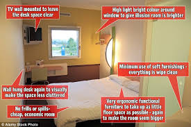 Cheap Hotel Bedrooms, Such As This Etap One, Are Bright To Make Guests Feel