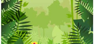 jungle background clipart. Modren Clipart To Jungle Background Clipart U