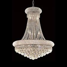 primo collection 28 wide royal cut crystal chandelier chandeliers within for plan 16