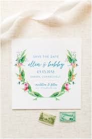 What Are Save The Date Cards What To Write On Your Save The Date Cards Watercolor