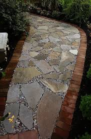 flagstone walkways and paths ideas migrant resource network