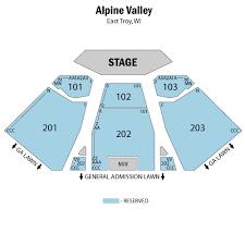 Alpine Valley Seating Chart Alpine Valley Shows And Dates Alpine Valley Seating Chart