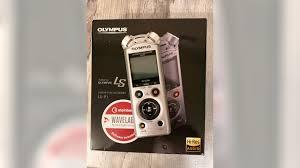 <b>Диктофон</b> цифровой <b>Olympus LS</b>-<b>P1</b> купить в Новосибирской ...