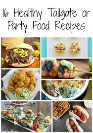 some great ideas here healthy tailgate or football party food low calorie low