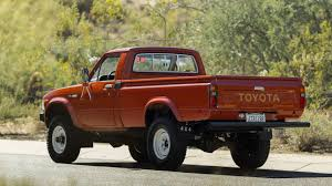 A Hilux by any other name: The pristine 1983 Toyota Pickup 4x4 of ...