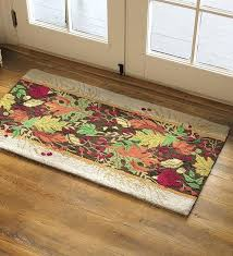 kitchen throw rugs washable or machine throughout decor 13