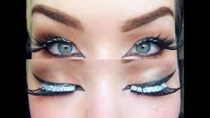 glamorous evening makeup tutorial featuring temptu airbrush foundation from birchbox you