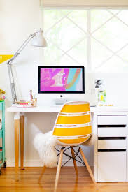 workspace picturesque ikea home office decor inspiration. DIY IKEA Desk Hack @LovelyIndeed Workspace Picturesque Ikea Home Office Decor Inspiration