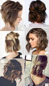 11 Romantic Valentines Day Hairstyles For Short Hair For