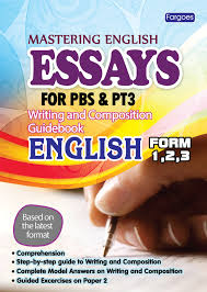 essay writing books writing the final essay writing issues  mastering english essay pbs pt form and fargoes books sdn essay pbs pt3 form 1 2and