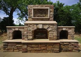 outdoor fireplace kit outdoor wood storage box outdoor fire feature