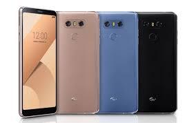เปิดตัว LG G6+ เพิ่มพื้นที่เก็บข้อมูล 128GB มีระบบชาร์จไร้สาย และเฉดสี ...