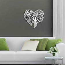 laser cut decorative metal wall art panel sculpture for indoor or outdoor use tree of life