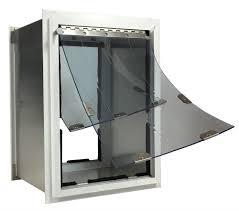 Security Boss MaxSeal PRO Pet Door for Walls | Best Pet Door For ...