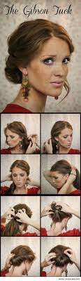 Easy Hairstyles On The Go 25 Best Ideas About Easy Work Hairstyles On Pinterest Work
