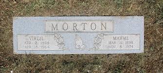 Peter Virgil Morton (1898-1964) - Find A Grave Memorial