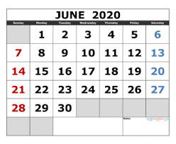 Calendar July 2020 Printable July 2020 Printable Calendar Template Excel Pdf Image Us