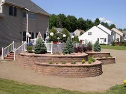 Small Picture Retaining walls Northern Lights Landscape Contractors LLC