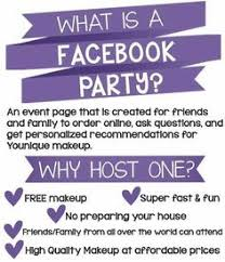 goal i m huge goal hostess parties hostess rewards credits contact qualifying hostess younique party hostess wanted 3 las eveningstar cosmetics