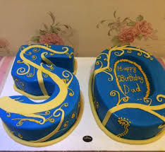 Number 50 Cake 6