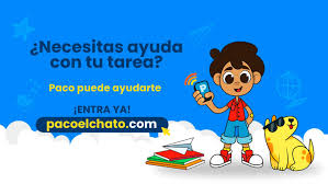 Maybe you would like to learn more about one of these? No Sabes Como Hacer La Tarea Paco El Chato Te Ayudara Buenas Noticias