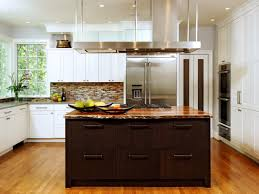 kitchen modern rustic. Modern Rustic Kitchen Wonderful Contemporary Remodel With Dark Wood Island Photo R