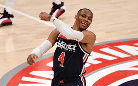 Russell Westbrook is on a run of ...