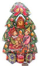 Holzfiguren Weihnachtsbaum In Christbaumschmuck Günstig