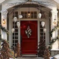 christmas front door decorations37 Beautiful Christmas Front Door Decor Ideas  Christmas front