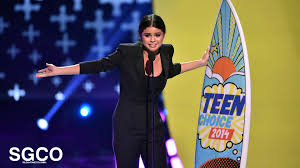 Teen choice awards vid