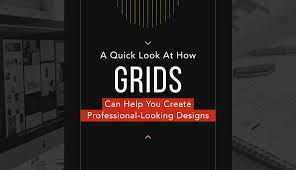 Layout Design Types Of Grids For Creating Professional