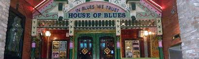 House Of Blues New Orleans Tickets And Seating Chart