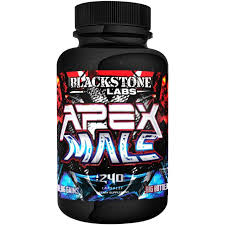 Blackstone Labs Apex Male Testosterone-Boosting Supplement - 240 Capsules -  Forza Sports