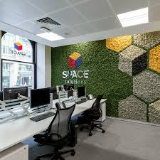 office feature wall. Office Feature Wall. Brilliant Nordik Moss Branded Wall With Colourmatched Corporate Design 030304
