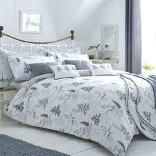 gray patterned sheets patterned bed sheets linden fern duvet cover set accessories duck egg patterned sheets bed bath and patterned bed sheets grey and