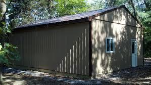 24x32x10 Residential Garage in Waynesboro, VA (RMG12022 ...