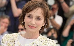 Un certain age: most of us would love to look like actress Kristin Scott- - Kristin-Scott-Thom_2646317b