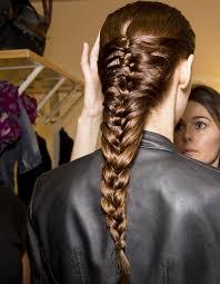 Coiffure Cheveux Mouill S Tress S 15 Id Es De Coiffures Sur
