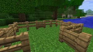 Minecraft Fence Gate Splendid Create Fence Gate Minecraft For Fence