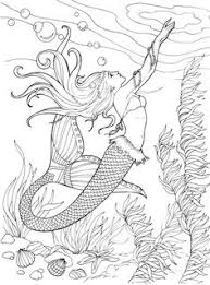 Small Picture Detailed Coloring Pages for Adults Free Fairy Tale Coloring