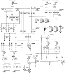 86 toyota pickup wiring diagram