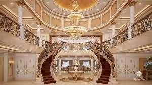 Palace Entrance Design Dubai Palace Interior Design Of Main Entrance Spazio