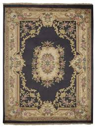 rugsotic carpets hand knotted aras woolen oriental area rug light blue victorian hall and stair runners by get my rugs llc