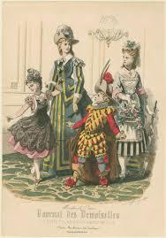 Fancy Dress, 1874