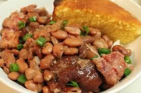 southern pinto beans and ham hocks i